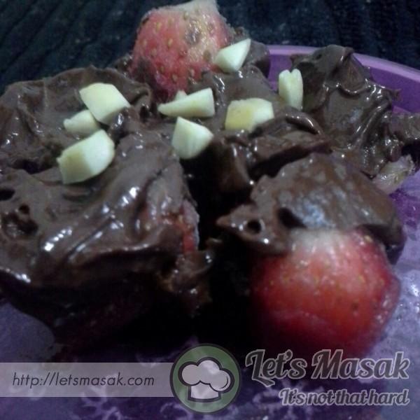 Frozen Strawberry Chocolate