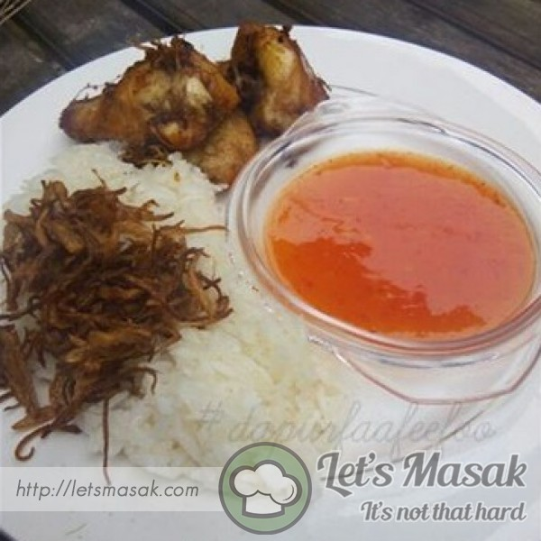 Pulut Ayam Thai