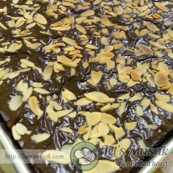Brownies Coklat Kedut