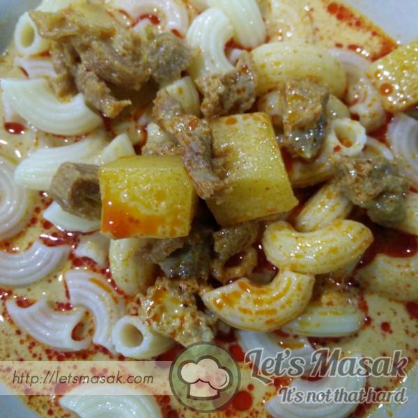 Macaroni Kari Pastamate
