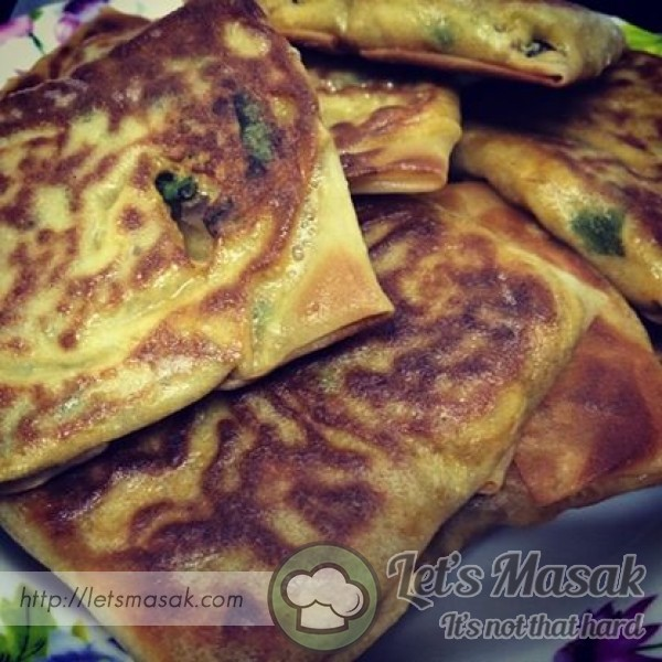 Mini Murtabak Daging