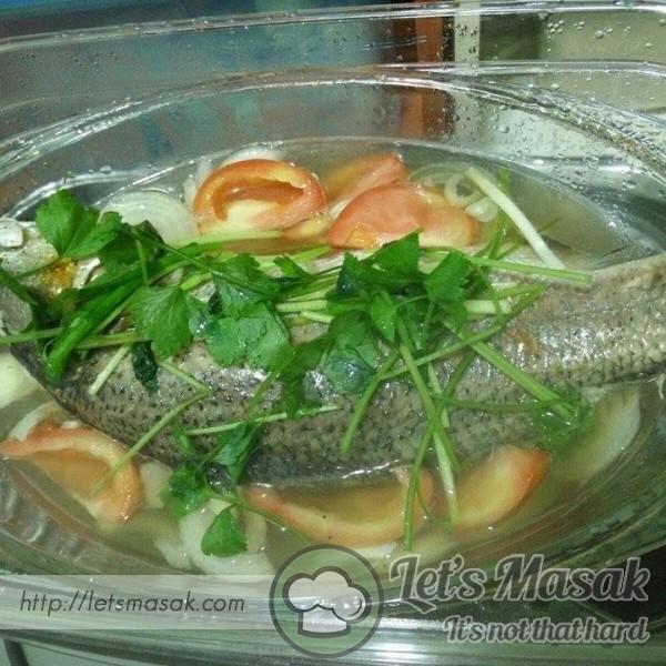 Ikan Masak Stim