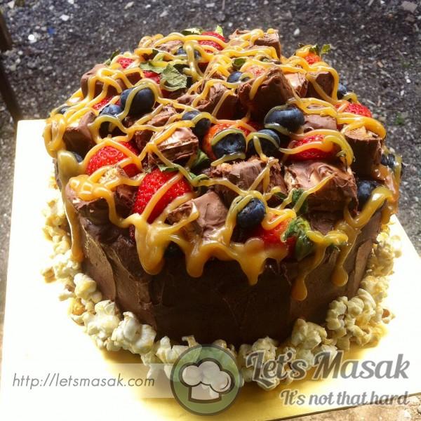 Devils Chocolate Cake
