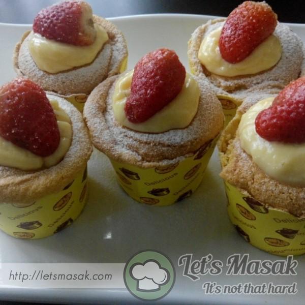 Hokkaido Cupcake