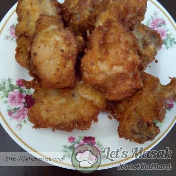 Ayam Rangup Simple