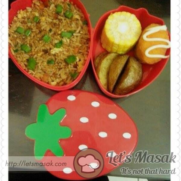 Fried Rice Bento
