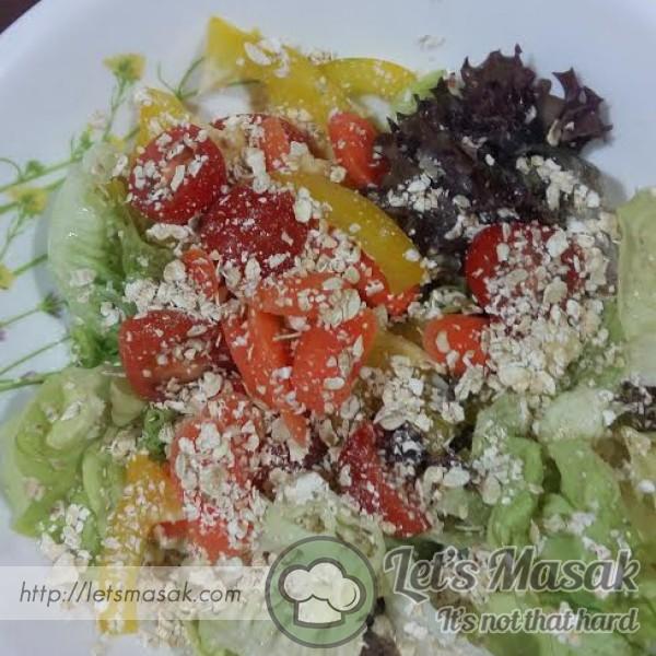 Salad Dengan Oat