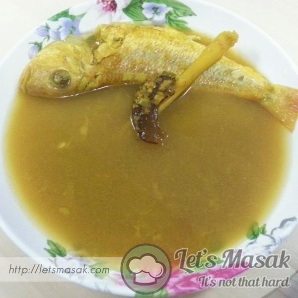 Ikan Asam Tempoyak