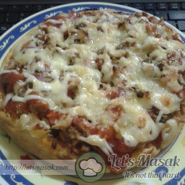 Pizza Roti Arab