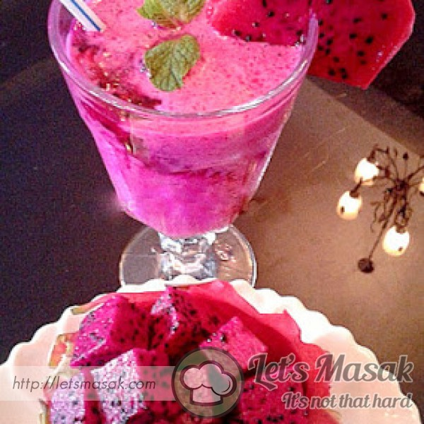 dragon fruit recipes fruit smoothies recipes healthy