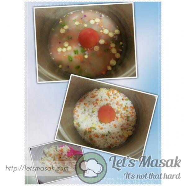 Veggie Tomato Rice