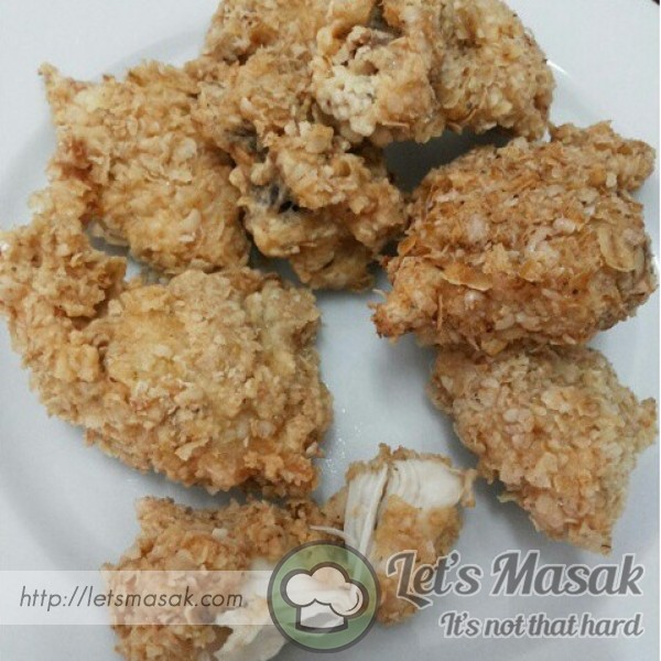 Oat Fried Chicken