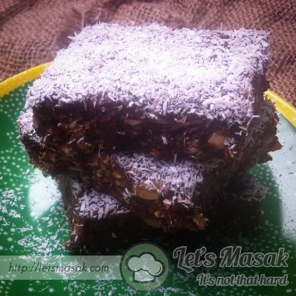Chocolate Oatmeal No Bake Cookies