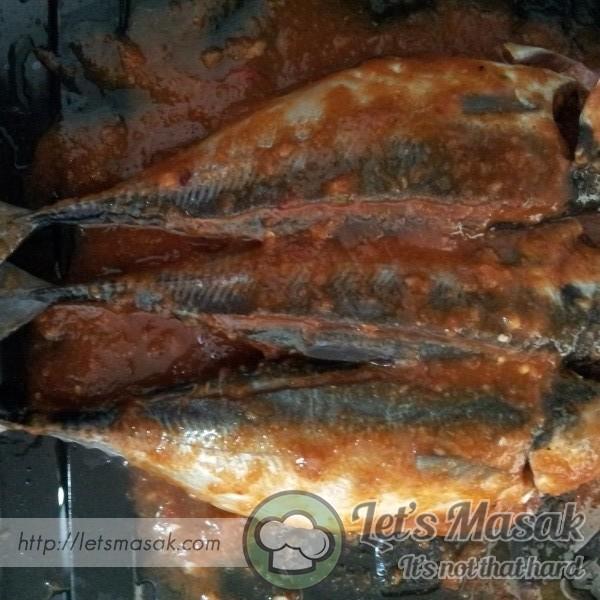 Ikan Bakar Ala2 Minho