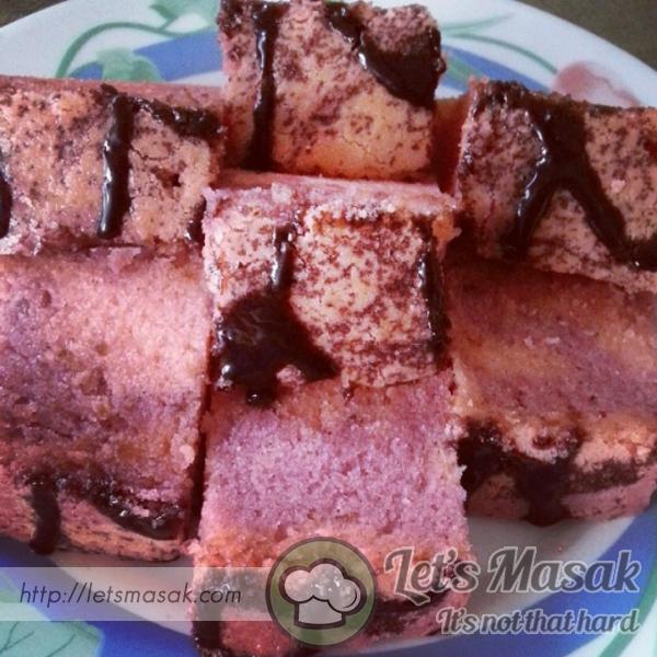 Kek Pisang Special