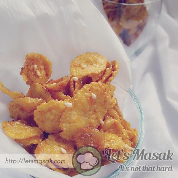 Cornflakes Madu Pedas Rangup