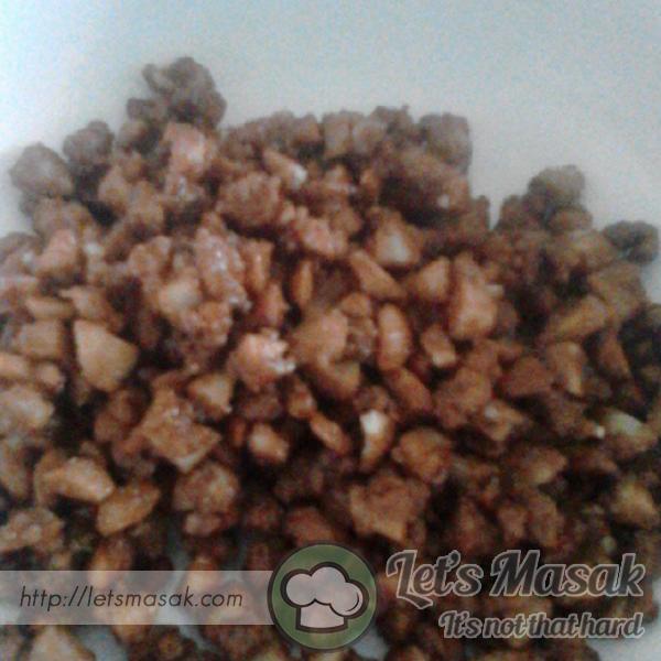 Croquant Kacang Tanah