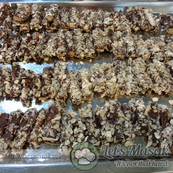 Chocolate Finger With Oat