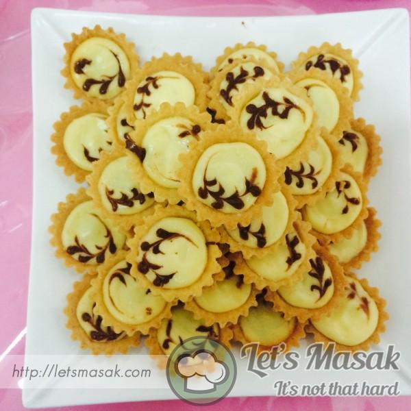 Nutella Cheese Tart Recipe