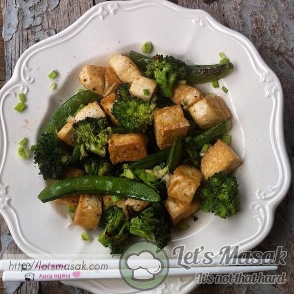Superfoods Roasted Salad