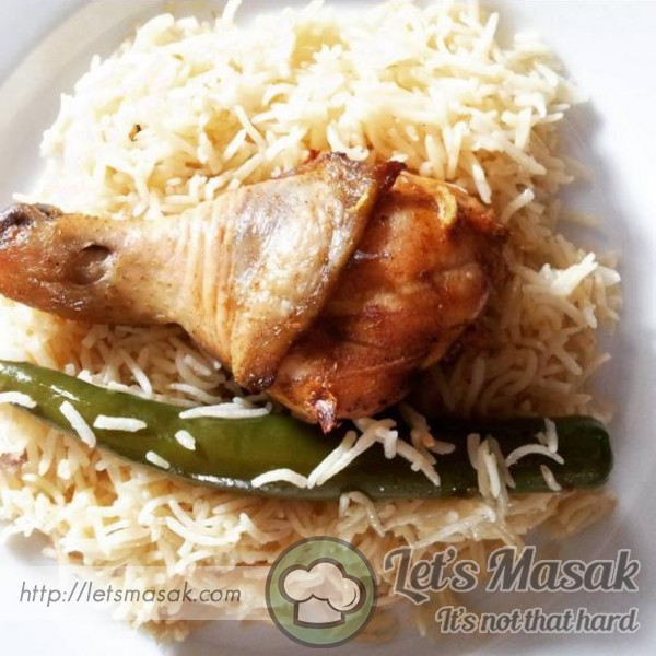 Nasi Arab Mandy