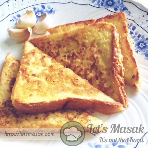 Mewangi Fluffy Toast