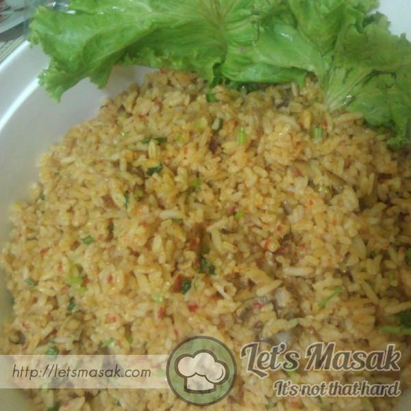 Nasi Goreng Bujang