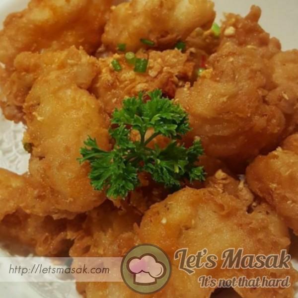 Ikan Dori Goreng Tepung Recipe Letsmasak