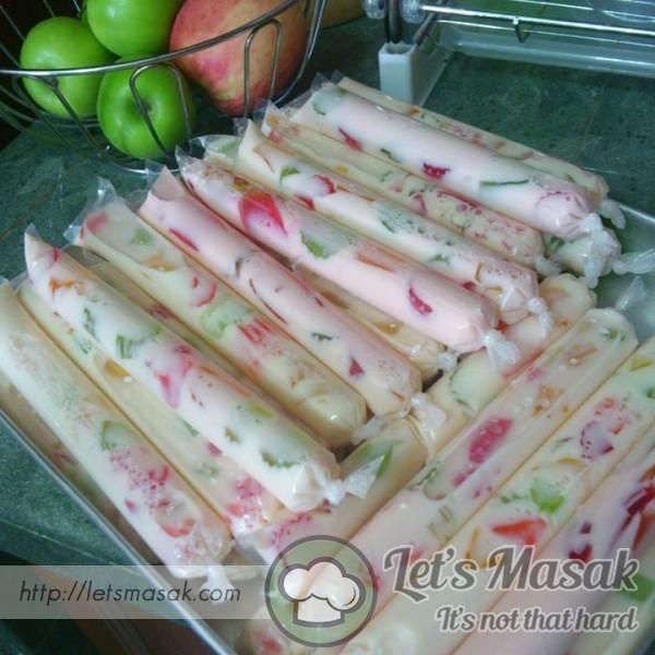 Ice Cream Sumi Jelly