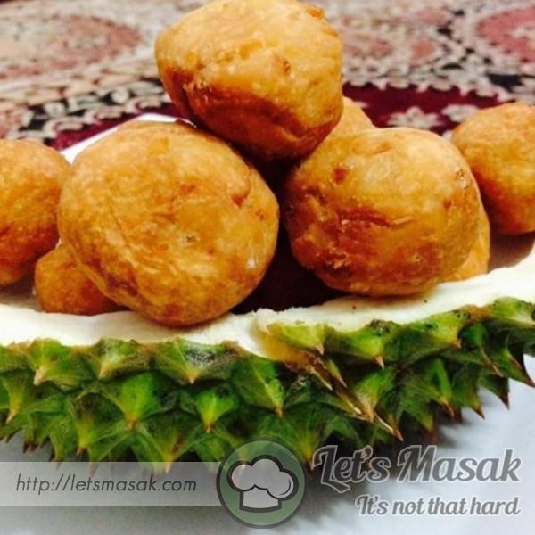 Cucur Durian