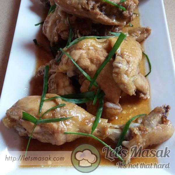 Ayam Kukus