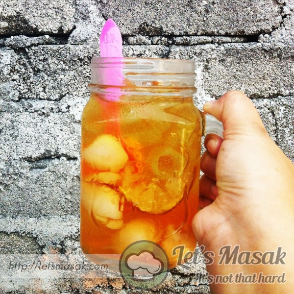 Lemon Iced Tea Lychee