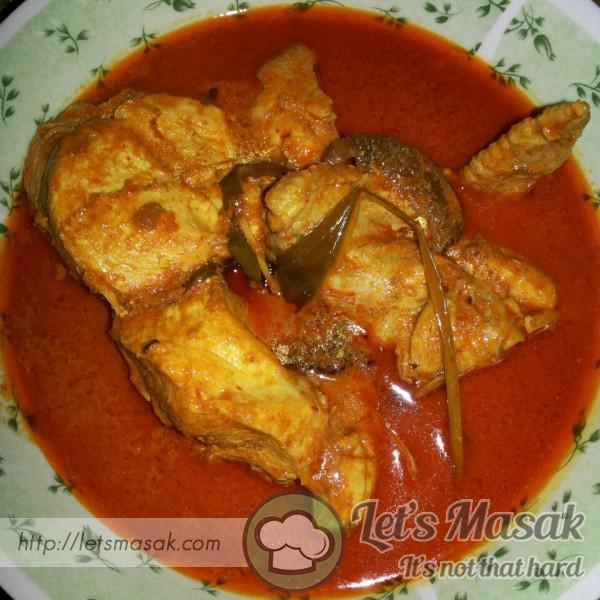 Ayam Masak Asam Pedas