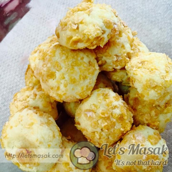 Cornflakes Butter