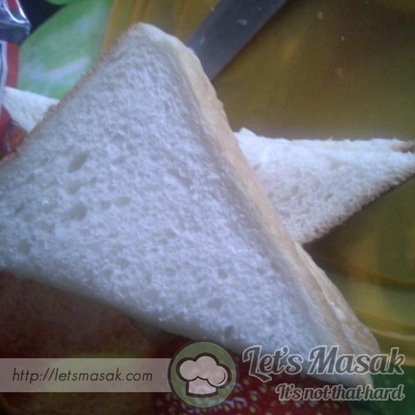 Sandwich Tuna Telur