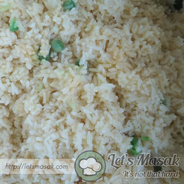 Nasi Minyak Kenduri