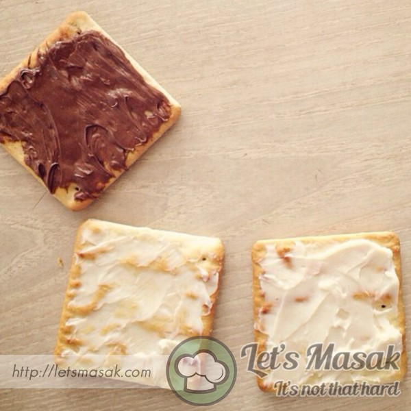 Nutella Hazelnut Creamcrakers