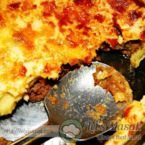 Upsidedown Pizza