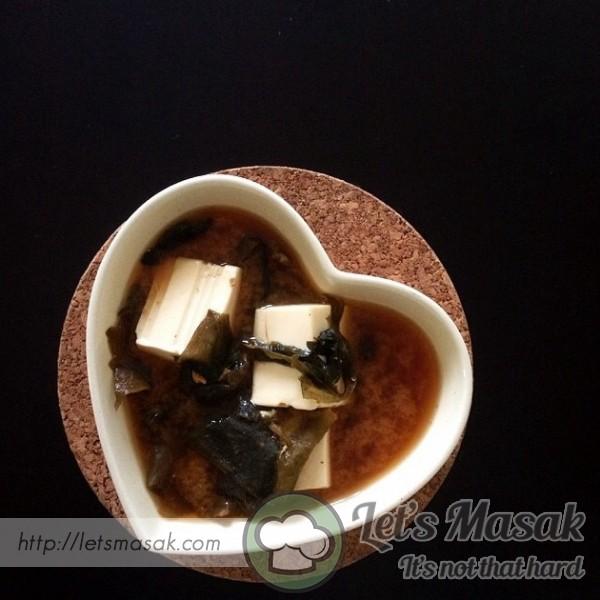 The Kj Miso Soup