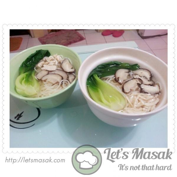 Simple Vermicelli Soup