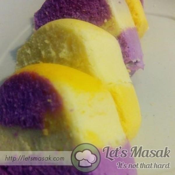 Apam Susu Layer Cheese