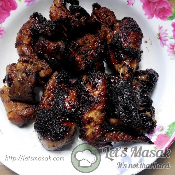 Ayam Madu Bakar