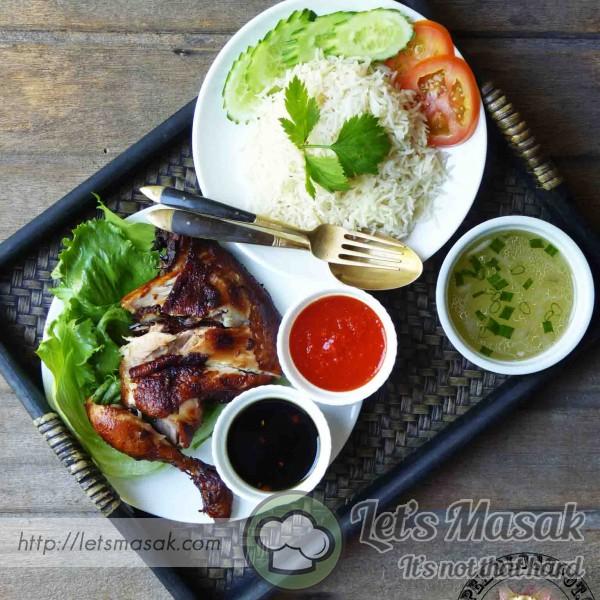Nasi Ayam Planta
