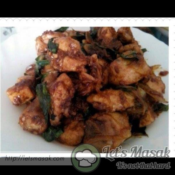 Ayam 'kam Heong'