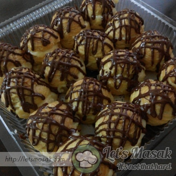 Creampuff Chocolate