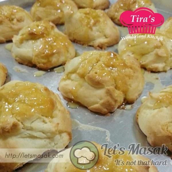 Honey Butter Biscuits Recipe | LetsMasak