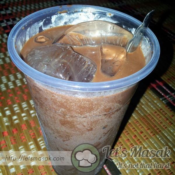 Air Cocoa Milo