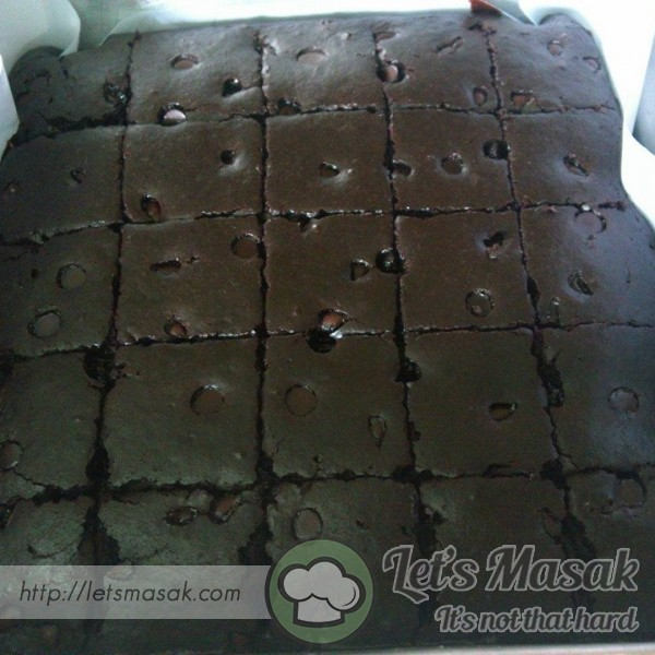 Brownies (Eggless)