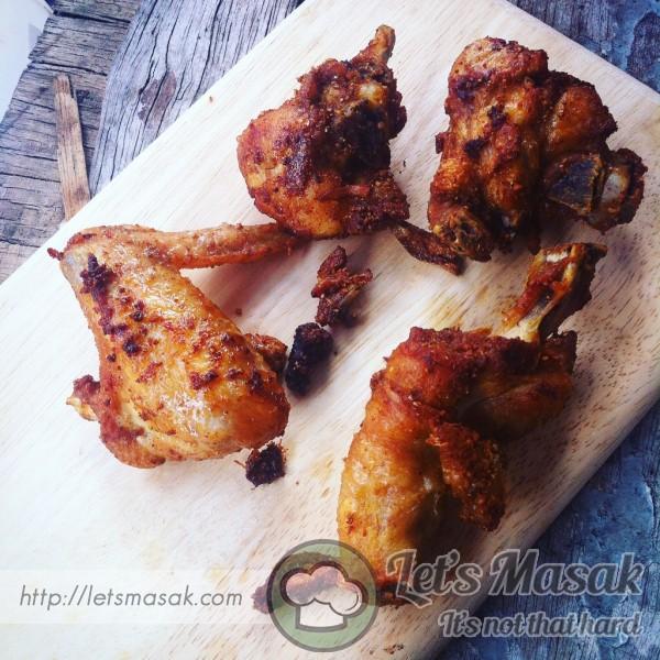 Ayam Goreng Jintan