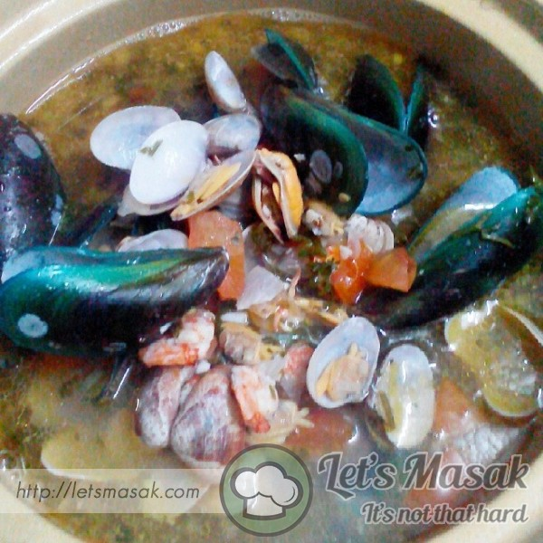 Summer Seafood Stew